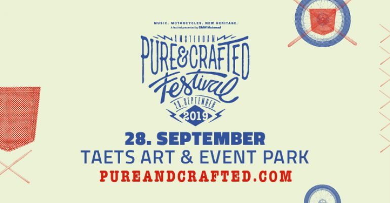 Pure&Crafted: Music, Motor & Lifestyle