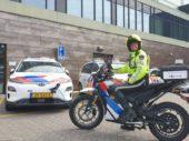Politie Nederland wordt groen