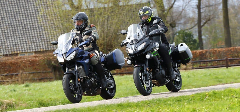 Yamaha en Kawasaki