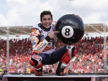 Sportweekeinde: Marc Marquez anders bekeken