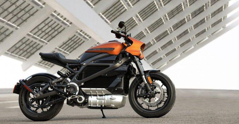 Harley-Davidson legt productie LiveWire stil