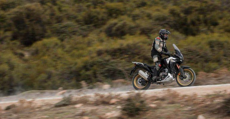 Test Honda CRF1100L Africa Twin 2020