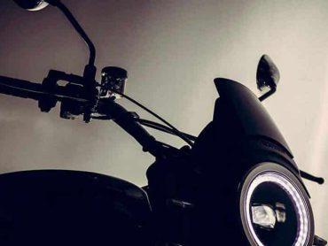 Moto Morini onthult nieuwe 1200cc Super Scrambler op EICMA.