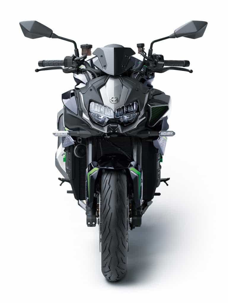 Kawasaki Z H2 Voorkant