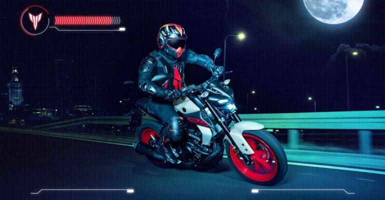 Yamaha introduceert met MT-125 lichte hypernaked