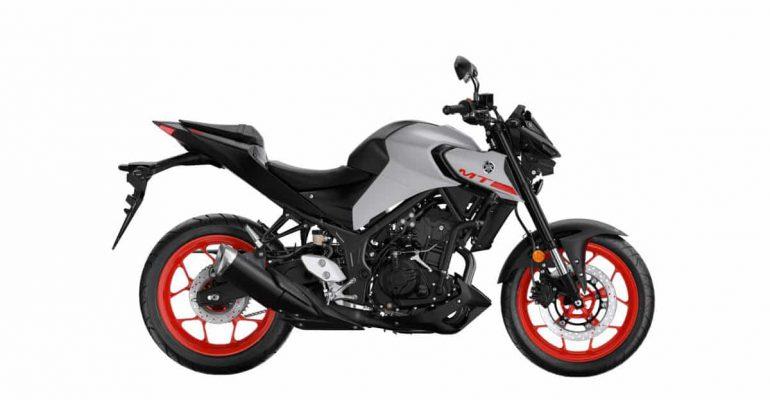 Yamaha MT-03: Nieuwe A2-troef