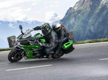 Nieuwe kleuren voor Kawasaki H2SX