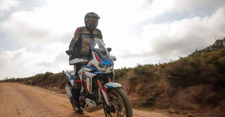 Veel antwoorden op de Honda Africa Twin Adventure Sports
