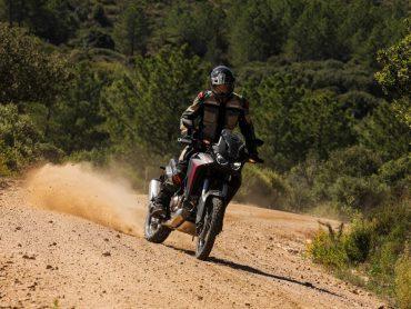 Eerste test: Honda Africa Twin 2020