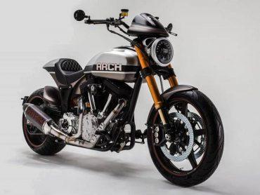ARCH Motorcycle introduceert nieuwe KRGT-1