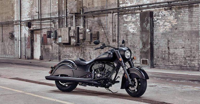 2020 Indians te zien op de Bigtwin Bikeshow