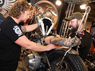 Bigtwin Bikeshow & Expo + weggeefactie