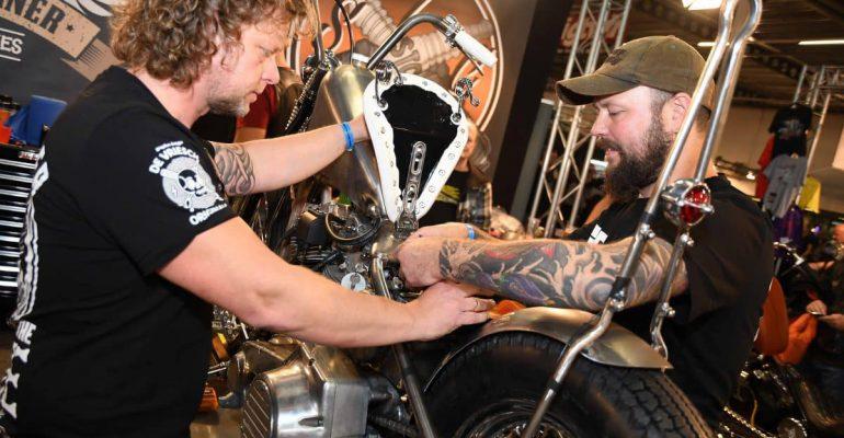 Bigtwin Bikeshow & Expo + weggeefactie UPDATE: winnaars bekend