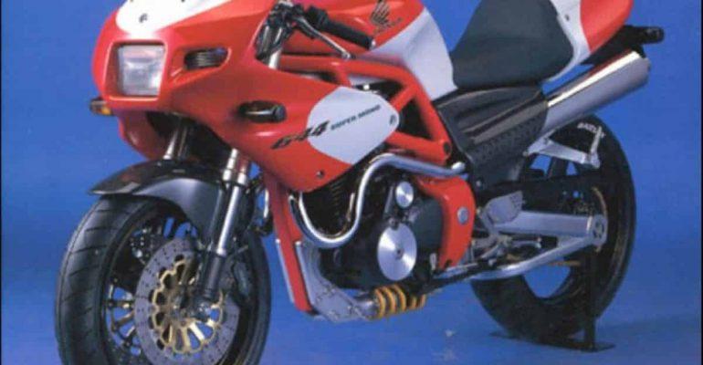 Honda Super Mono 644 (1995) – Het had zo mooi kunnen zijn
