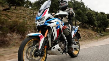 Test: Honda Africa Twin Adventure Sports 2020