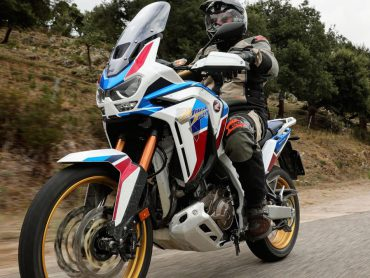 Test: Honda Africa Twin Adventure Sports 2020