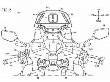 Honda vraagt octrooi aan voor Head-Up Display
