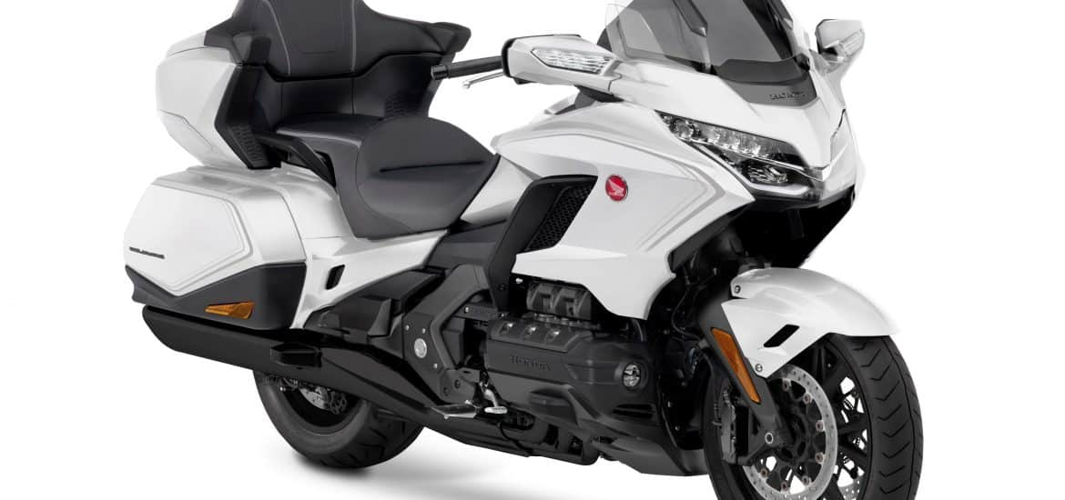 Honda Gold Wing Touring Deluxe 2020