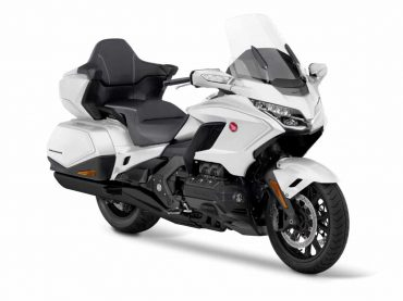Honda geeft Goldwing update mee voor 2020