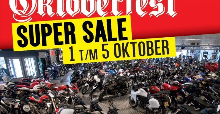 Uittip: Oktoberfest bij Arie Molenaar Motors