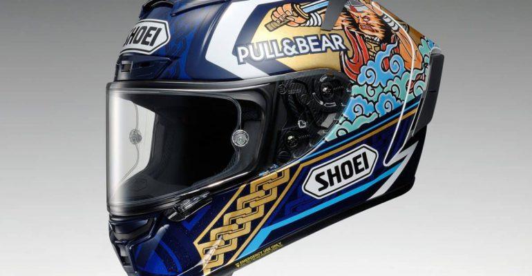 Nieuwste Marquez replica met Pull & Bear-design