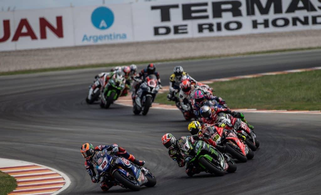 WK Superbike Argentinië