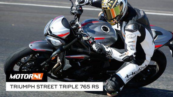 Triumph Street Triple 765 RS