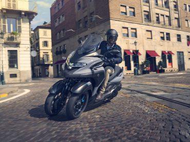 Yamaha komt met Tricity 300