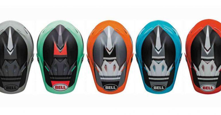 Moto-9: Nieuwe Bell op je hoofd