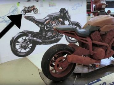 Leidt Harley's verjongingsplan ook naar sportmotor?