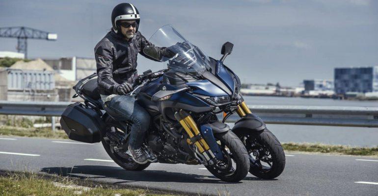 Yamaha Niken GT: reizen op rails