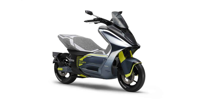 Yamaha bevestigt twee wereldpremières op Tokyo Motorshow