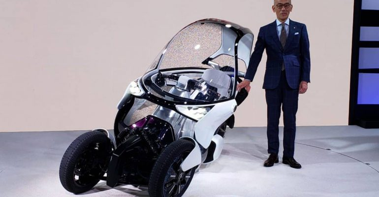 Yamaha MW-Vision: waanzin op wielen