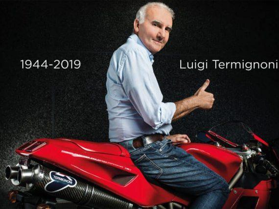 Luigi Termignoni overleden