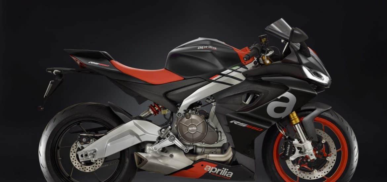 Aprilia RS660 2020