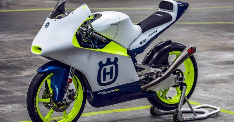 Husqvarna terug in de Moto3