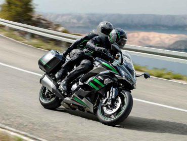 Wat kost de nieuwe Kawasaki Ninja 1000SX?
