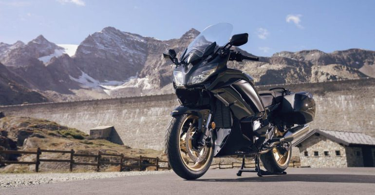 Yamaha komt met FJR1300AE Ultimate Edition