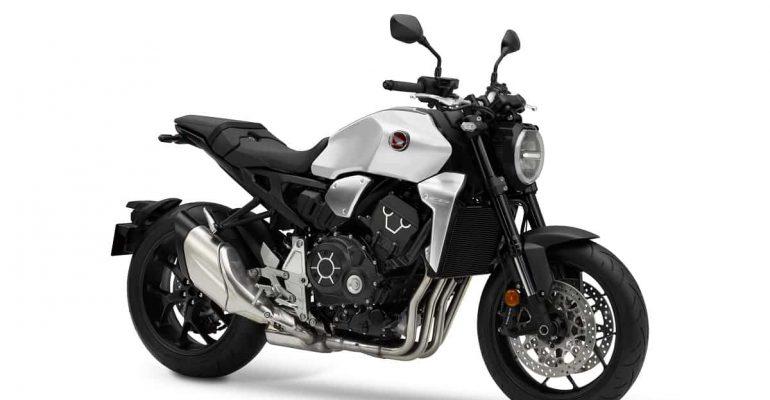 Ook de 2020 Honda CB1000R aangepakt