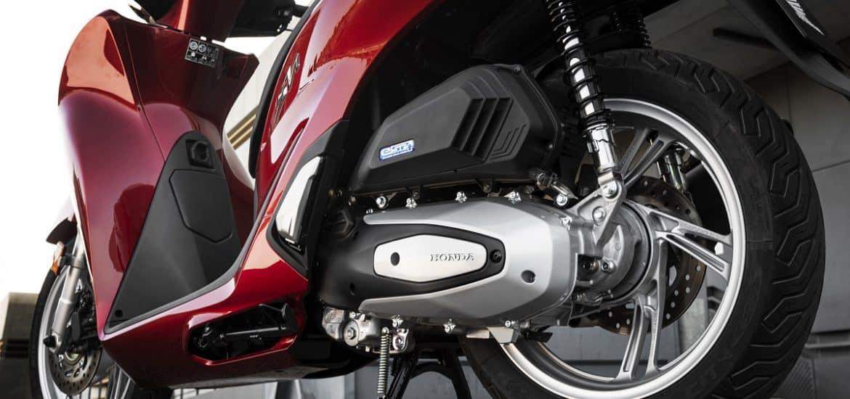 2020 Honda SH-serie