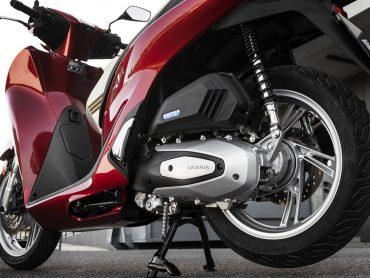 2020 Honda SH-serie: beter én goedkoper
