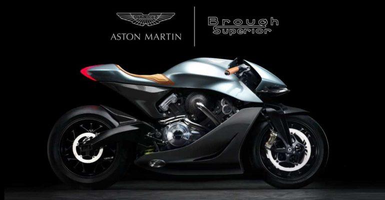 Dit is de Aston Martin AMB 001 mét turbo