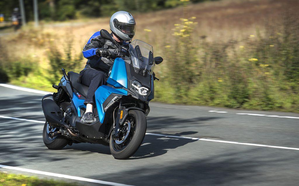 BMW-motorscooters