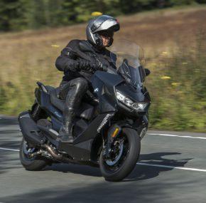 Lezers testen BMW-motorscooters