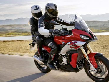 Dit is de 2020 BMW S1000XR