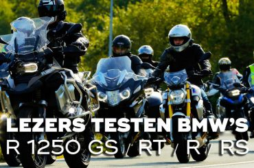 Lezers testen BMW Boxermotoren