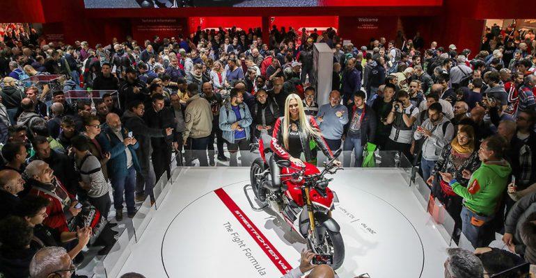 Hoe een motor die niet op de EICMA gepresenteerd werd, toch de mooiste van de show werd