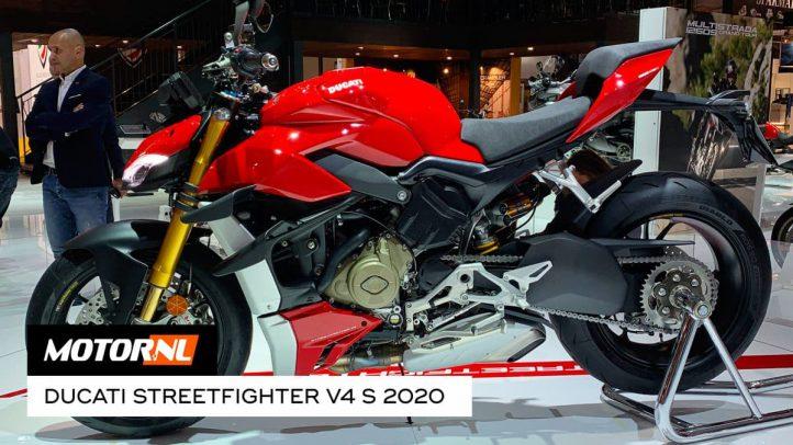 Ducati Streetfighter V4 S 2020