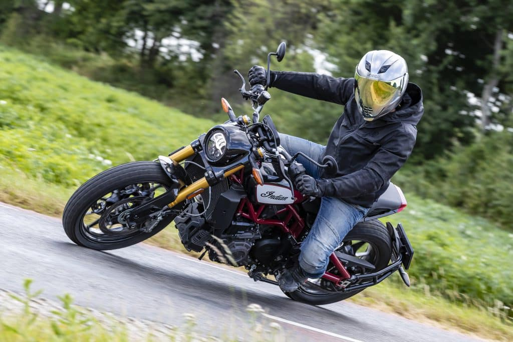 Indian Scout FTR1200S