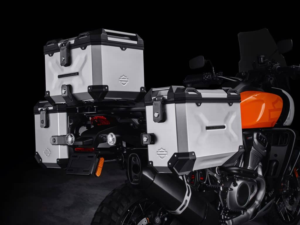 Harley Davidson Pan America MY2021